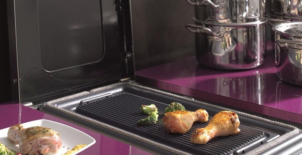 Cocina vulcano 4 e calefactora lacunza lopetegi for Cocina calefactora lacunza
